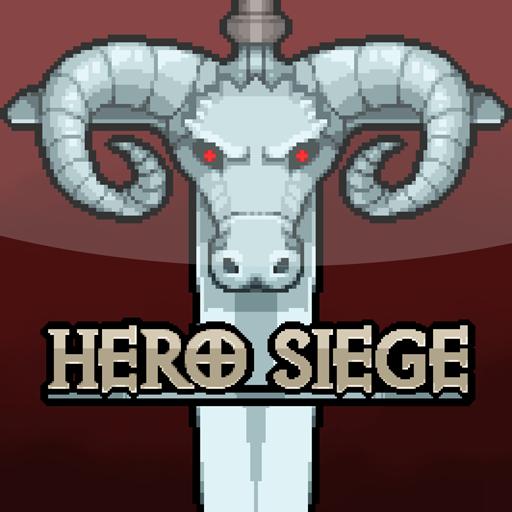 Hero siege - кровавый hacknslash с аспектами рогалика