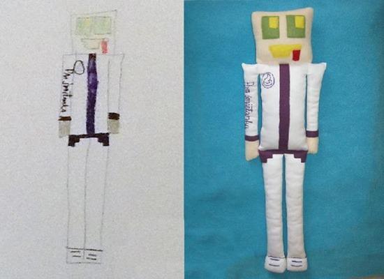 Brinquedos de desenhos de crianças (4)