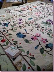 SM-Hand appliqued Gramma's Quilt
