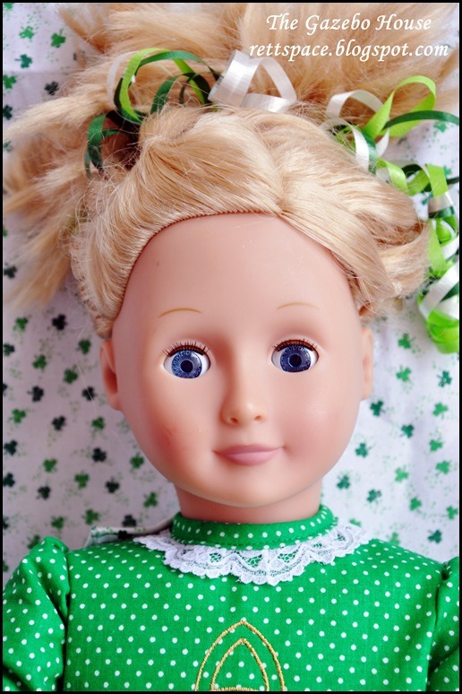 Irish Step-Dance Doll Dress 009