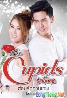 Thần Mai Mối 5: Nàng Sợ Giai Và Họa Sĩ Đào Bông - The Cupid Series 5: Sorn Ruk Kammathep Tập 7 8 Cuối