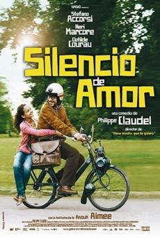 Poster Silencio de amor