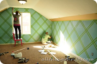 girls room painting pics 555