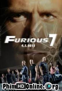 Quá Nhanh Quá Nguy Hiểm 7 - Fast & Furious 7 Tập HD 1080p Full