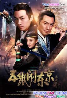 Ngũ Thử Náo Đông Kinh 2016 - The Three Heroes And Five Gallants Tập 30 31 Cuối