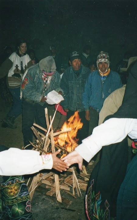 Lacul Titicaca: Dans pe Amantani
