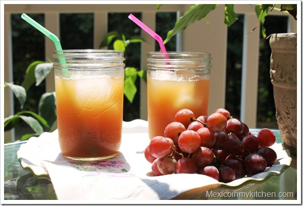 Mexican Fruit Drinks | Authentic Mexican Recipes