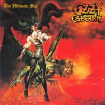 1986 - The Ultimate Sin- Ozzy Osbourne
