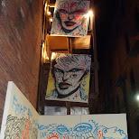 random art at Nuit Blanche 2014 in Toronto, Ontario, Canada