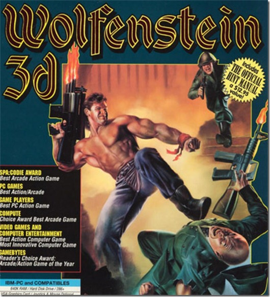 wolfenstein3d gratis nel browser