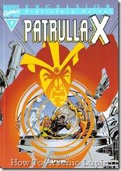 P00008 - Biblioteca Marvel - Patrulla-X #8