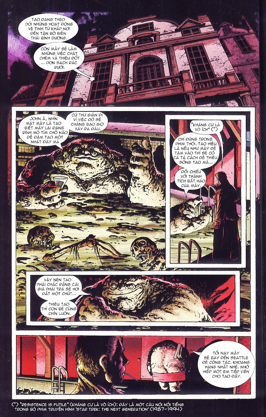 Constantine - All his engines chap 5 - Trang 7