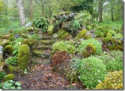stobshiel rock garden