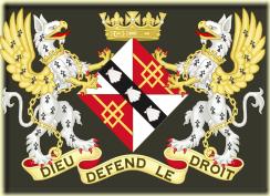 Escudo de Diana, princesa de Gales