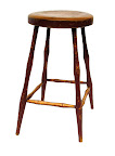 29&quot; high stool with round seat
