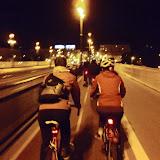 XII. Éjszakai biciklitúra, Budapest - 2012. október 5-6.