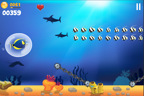 Unstoppable Fish - screenshot