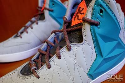 nike lebron 11 nsw sportswear lifestyle miami vice 2 04 A Better Look at Nike LeBron XI NSW Lifestyle Miami Vice