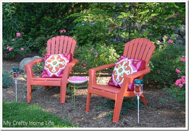 lowes garden chairs