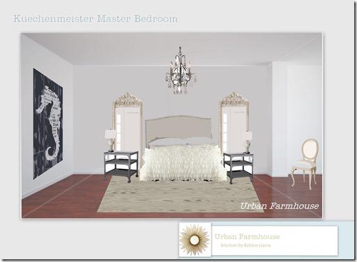 Kuechenmeister Master Bedroom