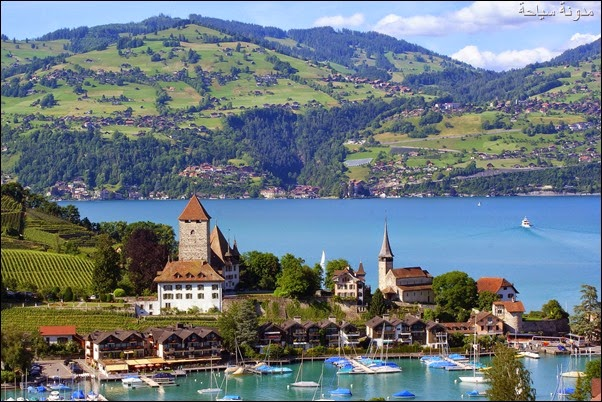 Colrea The Most Beautiful Places In Switzerland