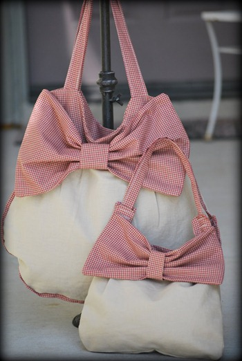bow bag pattern