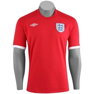 Comprar Camisa Original da Seleção da Inglaterra