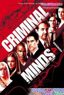 Hành Vi Phạm Tội :Phần 4 - Criminal Minds Season 4 Tập 10 11 Cuối