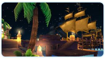 Disney Magical World Pirate World DLC