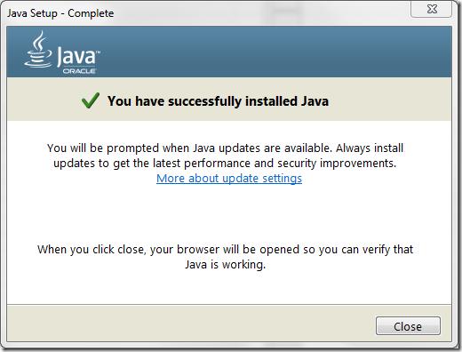 2015-04-16 10_09_56-Java Setup - Complete