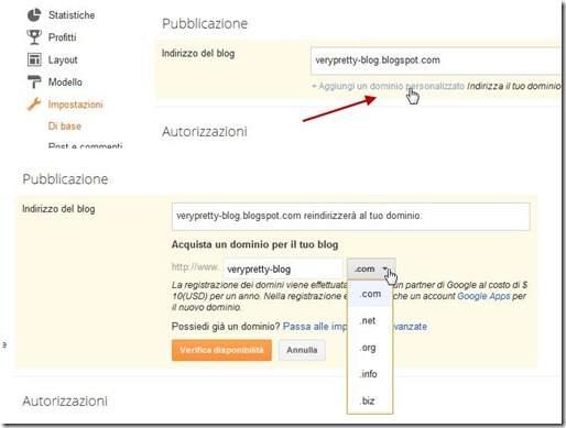 acquistare-dominio-personalizzato-blogger