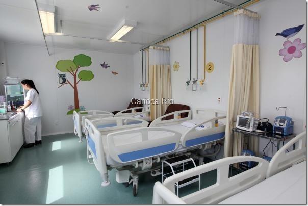 Unidade de Sepetiba é a quarta administrada pela Secretaria Municipal de Saúde na Zona Oeste (2)