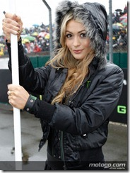 Paddock Girls Monster Energy Grand Prix de France  20 May  2012 Le Mans  France (25)