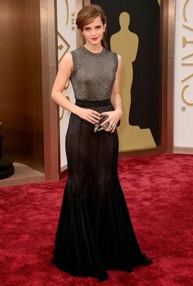 Emma Watson de Vera Wang
