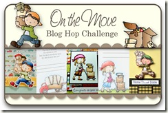 Blog Hop Graphic - On the Move
