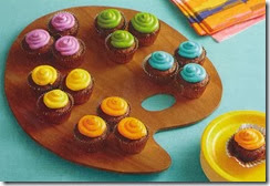 color me sweet cupcakes