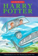 Harry Potter and Chamber of secrets paperback