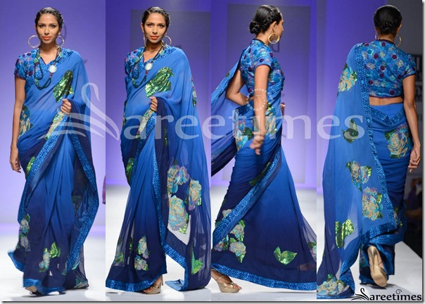 Sonia_Jetleay_Blue_Saree