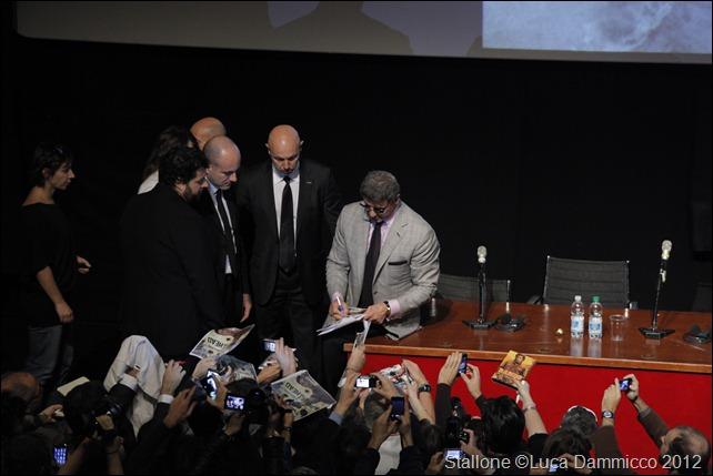 Sylvester Stallone_autographs