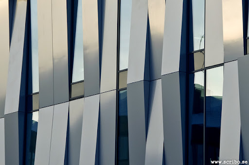 fasad på Uppsala Konsert & Kongress
