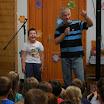 Óvodai rendezvények - Mikola Péter zenei előadása