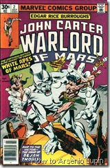 P00002 - John Carter Warlord of Ma