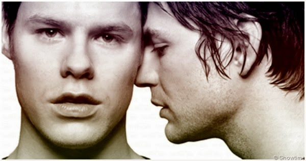 Randy Harrison and Gale Harold star in QUEER AS FOLK.