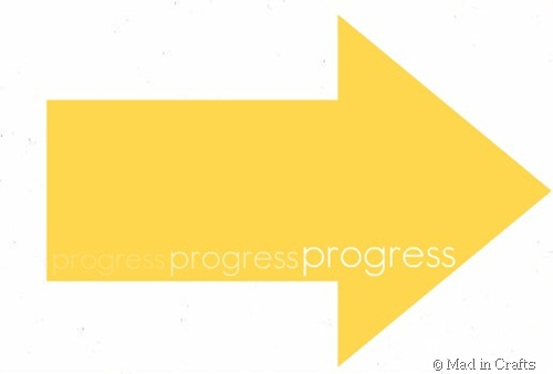 progress yellow