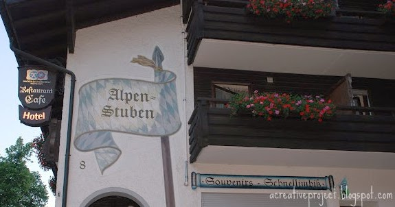 a creative project alpine village in bavaria germany. Black Bedroom Furniture Sets. Home Design Ideas