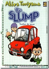 P00028 - Dr. Slump #28