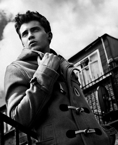 William Eustace for Pull & Bear F/W 2011-12 campaign (detail)