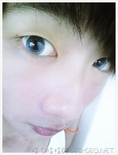曉威分享・*:・★水凝湖藍很有韓國男孩Super Junior的FU★・*:・