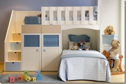 muebles para dormitorios de niños-z