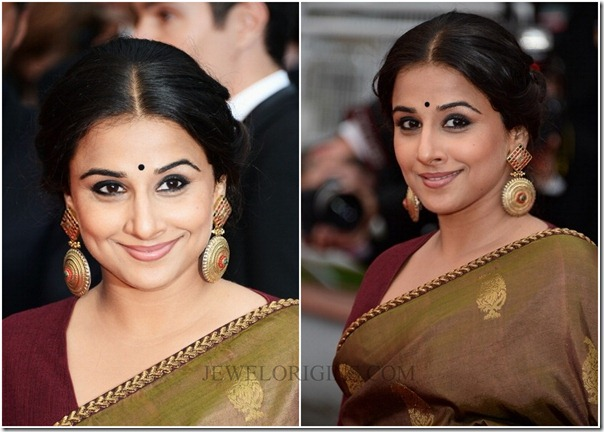 Vidya_Balan_Earrings